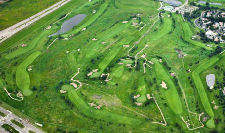 Mill Woods Golf Course Cover Picture