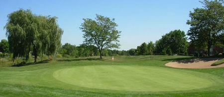 Millcroft golf club cover picture