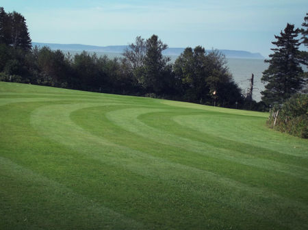 Minas View Golf Club Cover