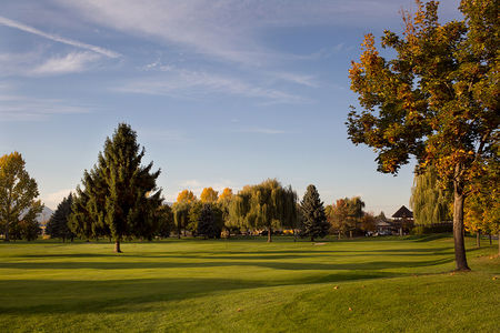 Overview of golf course named Mission Creek Golf Club