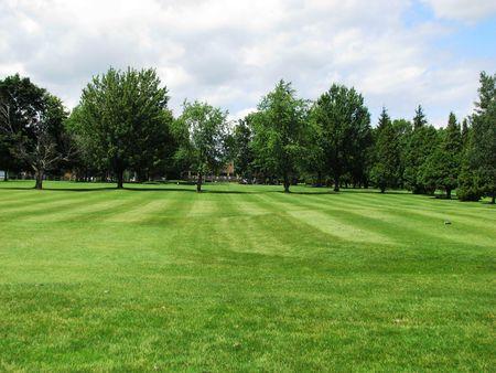 Morrisburg Golf Club Cover