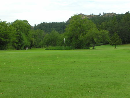 Mount Douglas Golf Course Cover Picture