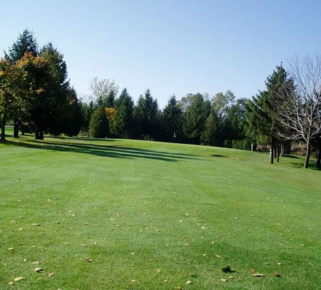 Overview of golf course named Mount Elgin Golf Club