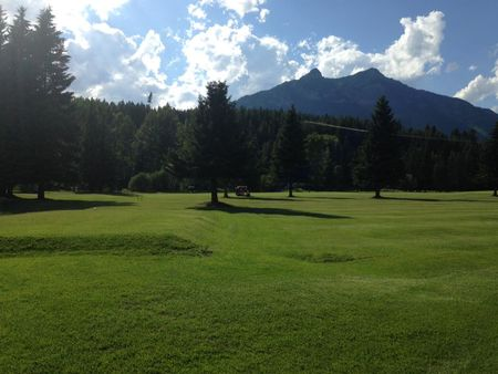 Mountain Meadows Golf Club Cover Picture