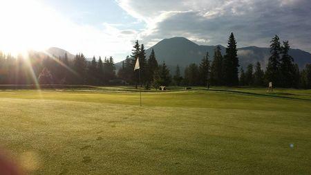 Nakusp Centennial Golf Club Cover Picture
