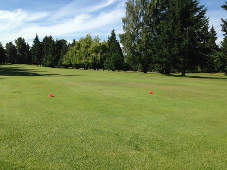 Overview of golf course named Nanaimo Golf Club