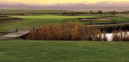 Nanton Golf Club Cover Picture