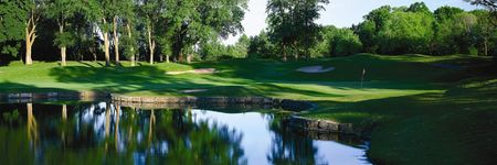 Niagara Whirlpool Golf Course Cover Picture