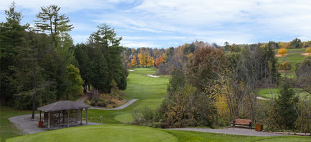Overview of golf course named North Halton Golf and Country Club