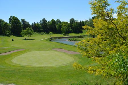 Nottawasaga Inn Golf Course - Green Briar/Briar Hill Cover Picture