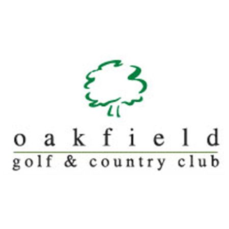 Logo of golf course named Oakfield Golf and Country Club