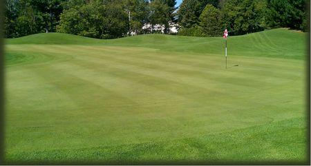 Oakridge Golf Club Cover Picture