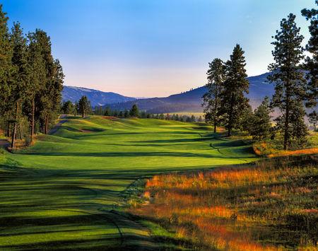 Okanagan Golf Club Cover Picture