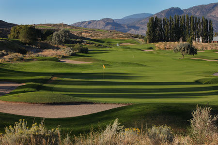 Osoyoos Golf and Country Club - Park Meadows Cover