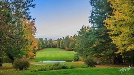 Paragon golf and country club cover picture