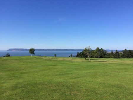 Parrsboro golf club cover picture
