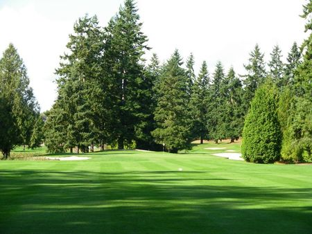 Overview of golf course named Peace Portal Golf Club