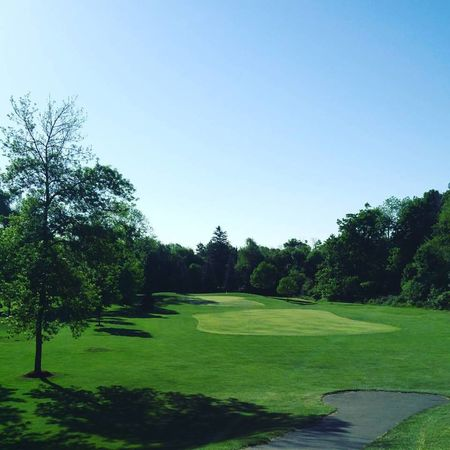 Overview of golf course named Peel Village Golf Club