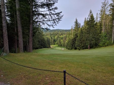 Pender Harbour Golf Club Cover
