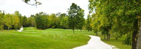 Perth Golf Course Cover