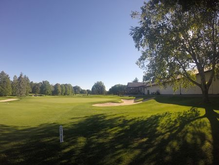 Peterborough golf and country club cover picture