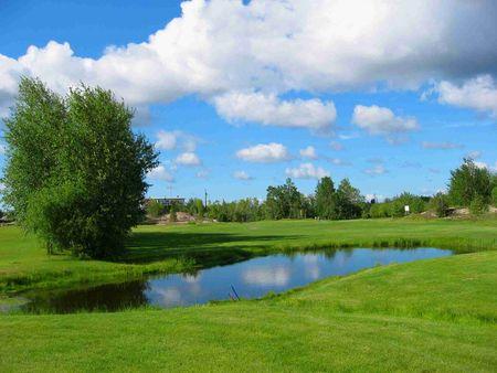 Phantom Lake Golf Club Cover