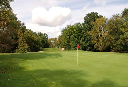 Pickering golf club cover picture