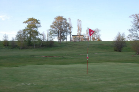 Pictou harbour golf club cover picture
