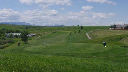 Pincher Creek Golf Club Cover