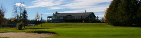 Pine Falls Golf Club Cover Picture