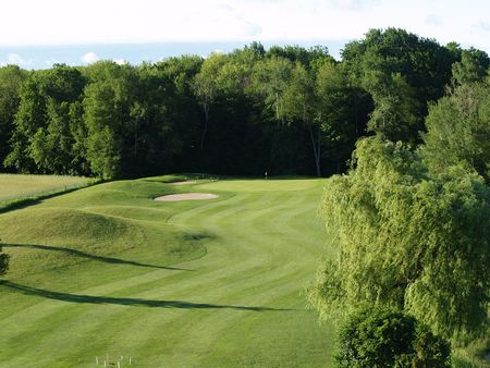 Overview of golf course named Pine Knot Golf and Country Club