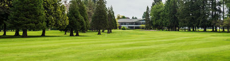 Overview of golf course named Pitt Meadows Golf and Country Club