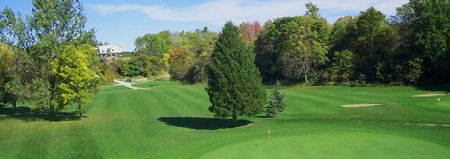 Overview of golf course named Pleasant Valley Golf and Country Club