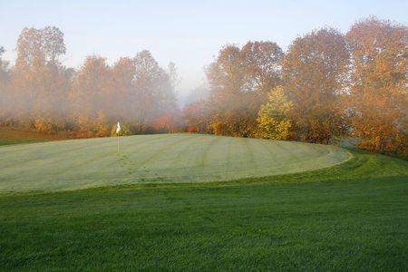 Poplars Golf Club Cover