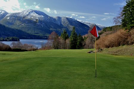 Port Alice Golf and Country Club Cover