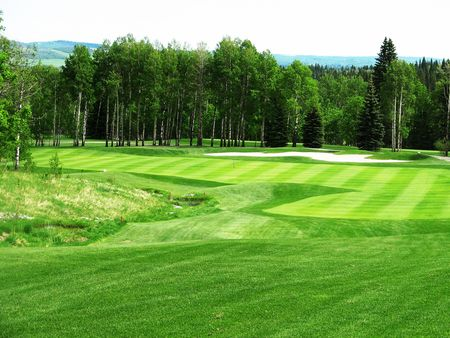 Overview of golf course named Priddis Greens Golf and Country Club