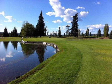 Prince george golf club cover picture