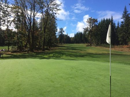 Quadra Island Golf Club Cover Picture
