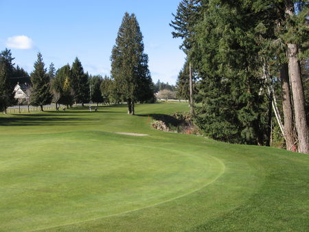 Overview of golf course named Qualicum Beach Memorial Golf Club