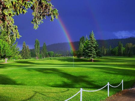 Quesnel golf course cover picture