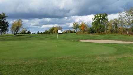 Quinte hills golf course cover picture