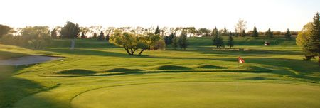 Raymond and District Golf Course Cover Picture