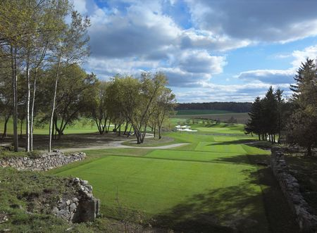 Overview of golf course named Rebel Creek Golf Club