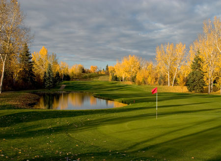 Red deer golf and country club cover picture