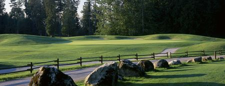 Redwoods Golf Course Cover Picture