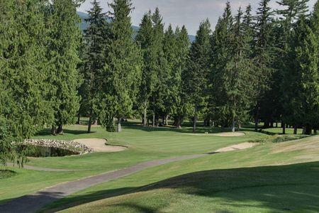 Revelstoke Golf Club Cover