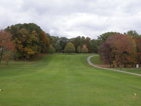 Ridgewood golf club cover picture