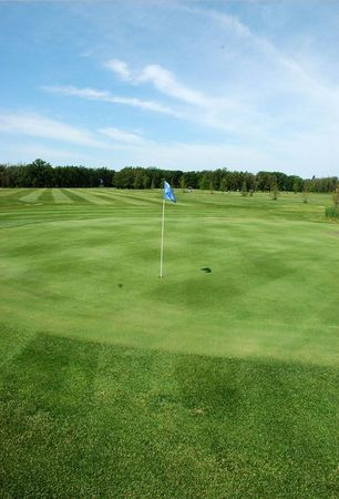 River Oaks Golf Course Cover Picture