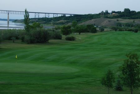 Riverview Golf Club Cover Picture