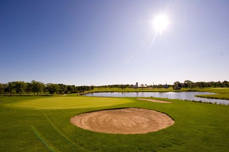 Rockway Vineyards Golf Course Cover Picture